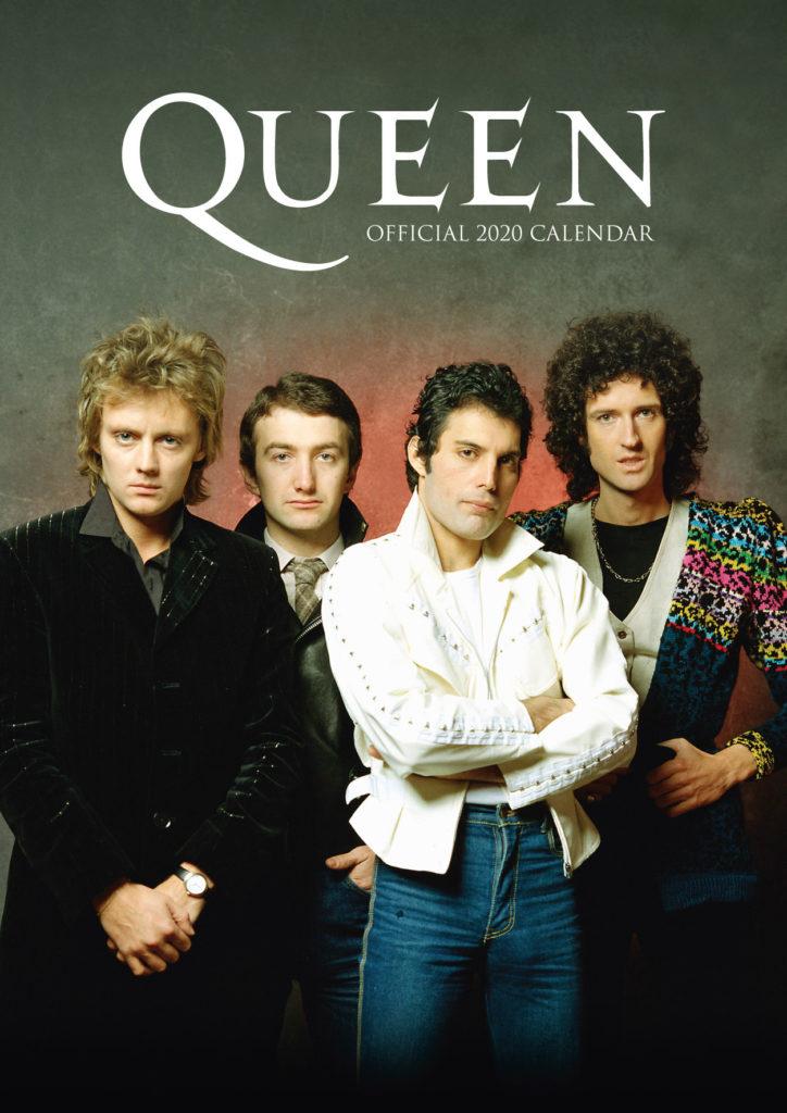 Queen(輸入版) 2020カレンダー